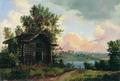 Пейзаж - 1861 год