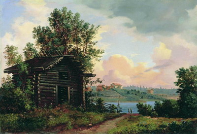 Пейзаж 1861