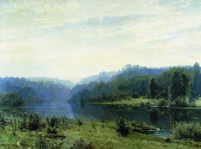 Туманное утро 1885