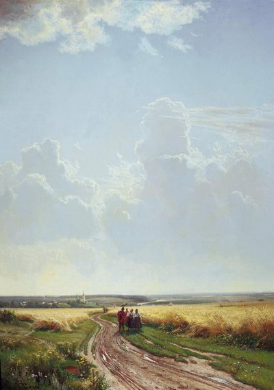 Полдень. В окрестностях Москвы 1869