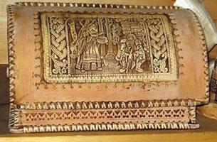 Хлебница сувенирная