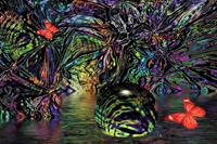 Абстрактная цифровая картина (Сергей Фофанов)