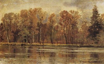 Золотая осень 1888