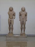 Клеобис и Битон. Начало VI века до н.э.