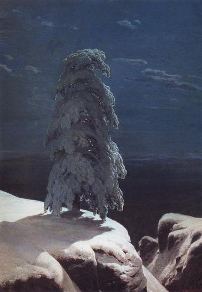 На севере диком... 1891