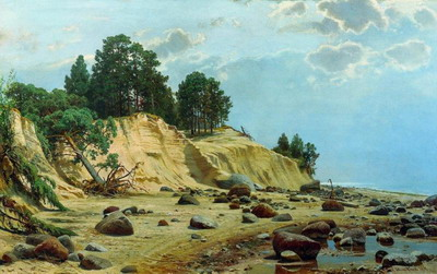 После бури. Мери-Хови 1891