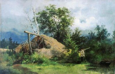 Шалаш 1861