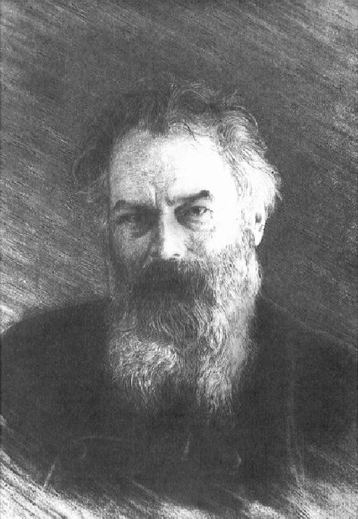 Автопортрет.1886