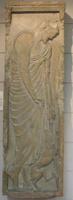 Алксенор Наксоский. Надгробие мужчины из Орхомен. Мрамор. Национальный музей, Афины