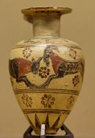 Коринф.Чернофигурный стиль. VII в. до н.э.