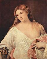Флора (Тициан. 1515)